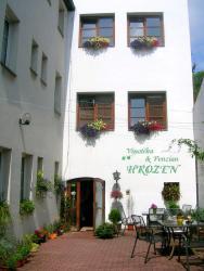 Penzion a Vinoteka Hrozen, Riegrovo Namesti 193, 76701, Kroměříž