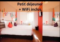 ibis Styles Saint Brieuc Gare Centre, 51 Rue De La Gare, 22000, Saint-Brieuc
