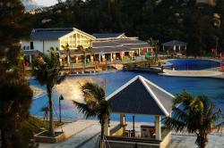 Naqin Geological Ocean Park Hotel, No.1 Haijing Street Number One, Naqin Geological Ocean Park, Beidou Town, 529237, Taishan