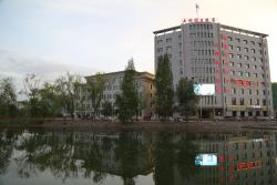 Wuhu Holiday Hotel, South of Tian′e Lake, Binhe Road, 734200, Linze