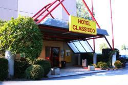 Hotel Class'eco Liège, ZI des hauts-sarts 1ère Avenue 95, 4040, ハースタル