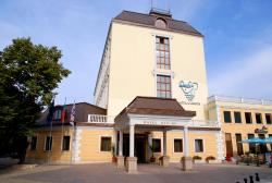 Danube Hotel, Svoboda Str 1, 7500, Silistra