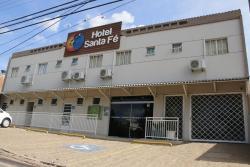 Hotel Santa Fé, Rua Miguel Philomeno,170, 13295-000, Itupeva