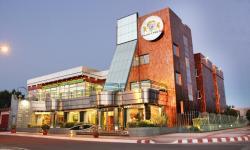 Hotel Cuprum, Av. Spinetto y Carlos Gardel  1116, 6300, Santa Rosa