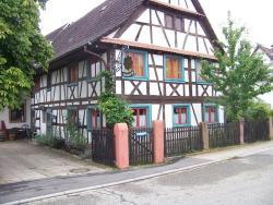 Pension Zur Sonne Wittenweier, Jahnstrasse 7, 77963, Schwanau