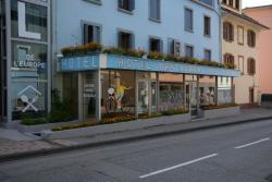 Hôtel de l'Europe, 15 avenue du Mont Cenis, 73300, Saint-Jean-de-Maurienne