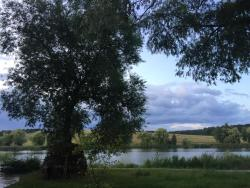 Lake House Gorbovichi Villa, S. Gorbovichi Street 37, 08122, Belogorodka