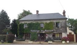 Auberge Saint Martin, route de Rouen, 14130, Surville