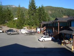 Ridgeview Motor Inn, 395 Donner Court, PO Box 335 , V0P 1G0, Gold River