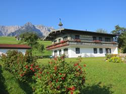 Chalet Glockenhof, Amberg 17, 6344, Walchsee