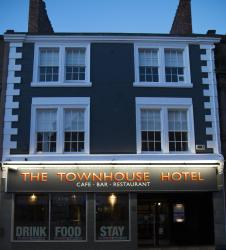 The Townhouse Hotel, 99 High Street, DD11 1DP, Arbroath