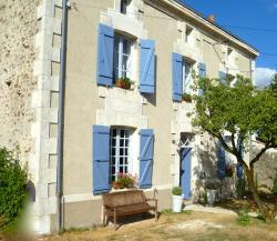 Maison Marie, Le Petit Mont 2, 87190, Le Dorat