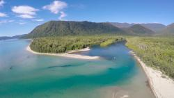 Noah Creek Forest Stay Eco - Huts, Noah Valley Rainforest Trail Reserve, Lot 62 Cape Tribulation Road, Thornton Beach, 4873, 苦难角