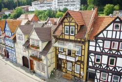 Ulrike's Pension am Kurpark, Brunnenstrasse 12, 37242, Bad Sooden-Allendorf