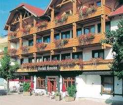 Hotel & Steakhaus Krone, Liebenzellerstraße 15, 75328, Schömberg