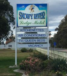 Snowy River Lodge Motel, 5213 Princes Highway, Newmerella, 3886, 奥尔博斯特