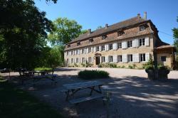 Chambres d'hôtes Château De Grunstein, rue De Benfeld, en face du n° 51, 67140, Stotzheim
