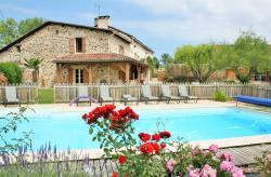 Gîte Roseraie, la rebiere sud, 24800, Saint-Martin-de-Fressengeas