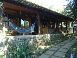 Sitio Green Hostel, Rua do Cemitério - Sitio do Moises, 23000-000, Abraão