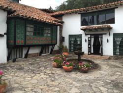Hostería San Luis de Ucuengá, Puntalarga, Km 7 Via Duitama a Nobsa, 153610, Nobsa
