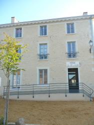 Hotel Le Saint Aubin, 2 rue de la Cavalcade, 72350, Chevillé