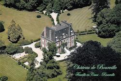 Gîte du Domaine de Bourville, Chateau de bourville, 76640, Fauville-en-Caux