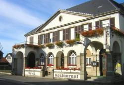 Hotel Restaurant La Sirène, 22 Avenue Prud'homme Havette, 55400, Étain