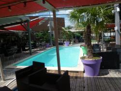 Adonis Villefranche Ambiance Hotel, 21 Avenue Edouard Herriot - GPS: 21 Voie Romaine, 69400, Limas