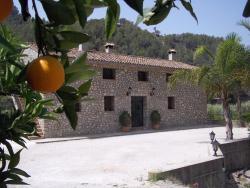Casa Mika el Molinet, Partida el Molinet 16, 03517, Castell de Guadalest, Alicante, 03517, Callosa de Ensarriá