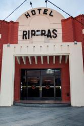 Hotel Riberas, Bartolomé Mitre 748, esq. Av Alvarez, 2900, San Nicolás de los Arroyos
