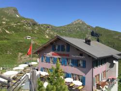 Berghaus Grindelwaldblick, Kleine Scheidegg, 3823, Kleine Scheidegg