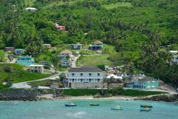 The Atlantis Hotel, Tent Bay, Bathsheba,, Saint Joseph