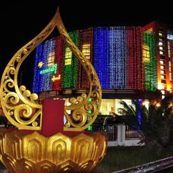 Bawga Theiddhi Hotel (Kyike Hti Yoe), Kin Mon Camp , Kyite Hto Township, Foot of Mt. Kyaikhtiyo, 11101, Kinmun