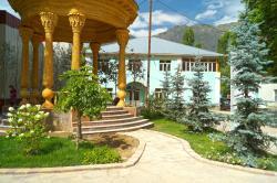Karon Palace Hotel, 25 Shohmansur street, 736400, Kal'aiKhumb