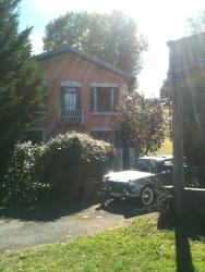 La Maison Rose, 1A rue de la fontaine du bourg, 31210, Montréjeau
