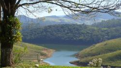 Pousada Canto do Lago, Estrada Normando Peçanha, Km 1, s/n - Zona Rural, 12970-000, Piracaia