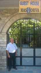 Hashorva Guest House, Rruga Doktor Vasil Laboviti, 6001, Gjirokastra