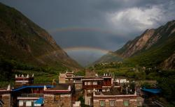 Herui Buke Yard Inn, Buke Village, Geshizha, Danba County, Ganzi Prefacture, Sichuan, 626300, Danba