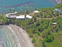 Cabier Ocean Lodge, Cabier Beach,, Crochu