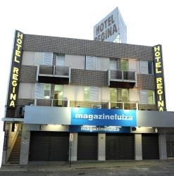Hotel Regina Muriaé, Rua Paschoal Bernardino, 61, 36880-000, Muriaé