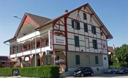 Hotel Restaurant Bahnhof, Bernstrasse 7, 3054, Schüpfen