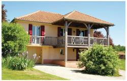 Three-Bedroom Holiday home St. Médard d'Exideuil 0 01,  24160, Saint-Médard-d'Excideuil