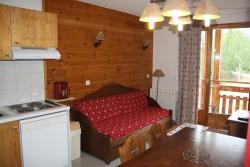 Appartement Pays des Ecrins - Alpes du Sud, plateau des essarts, 05340, Pelvoux