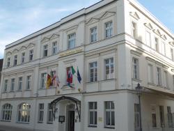"""Hotel & Restaurant """"Deutscher Kaiser"""", Bäckerstraße 18, 19348, Perleberg"""