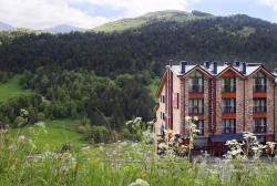 Apartaments Els Llacs, Carretera General, s/n, Km. 22, AD106, Bordes d´Envalira