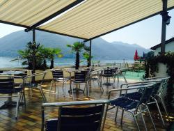 Hotel Garni Battello, via Lungolago G. Motta 30, 6815, Melide