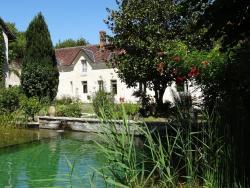 Jardin de Canaan, 36 route de la vallée, 41400, Saint-Julien-de-Chédon
