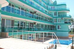 Europe Apartments, Europe Complex, Evropa Camping Area, 8200, Pomorie