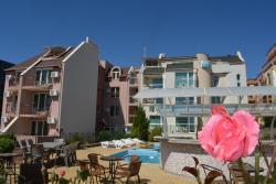 Hotel Africana, Sirena Str., 8256, Sveti Vlas