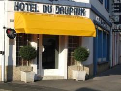 Hôtel Le Dauphin, 33 Rue Jean Jaurès, 44600, Saint-Nazaire